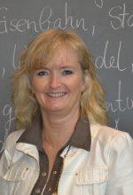 Frau Heimbach, Abteilung 1 - Abteilungsleiterin
