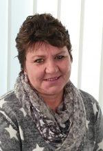 Frau Kossatz Loebb, Sekretärin der Schulleitung