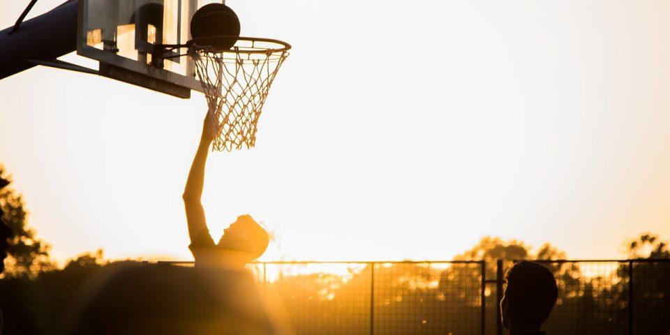 Titelbild Streetbasketball-Tour